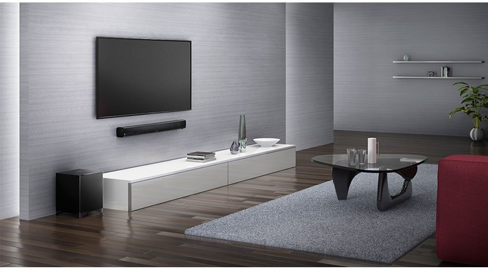 What are the highest rated soundbars in 2017 2018 best for What size tv do i need for a 12x15 room