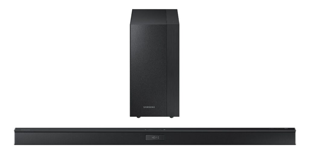 Samsung HW-J450 2.1 Channel 300 Watt Wireless Soundbar