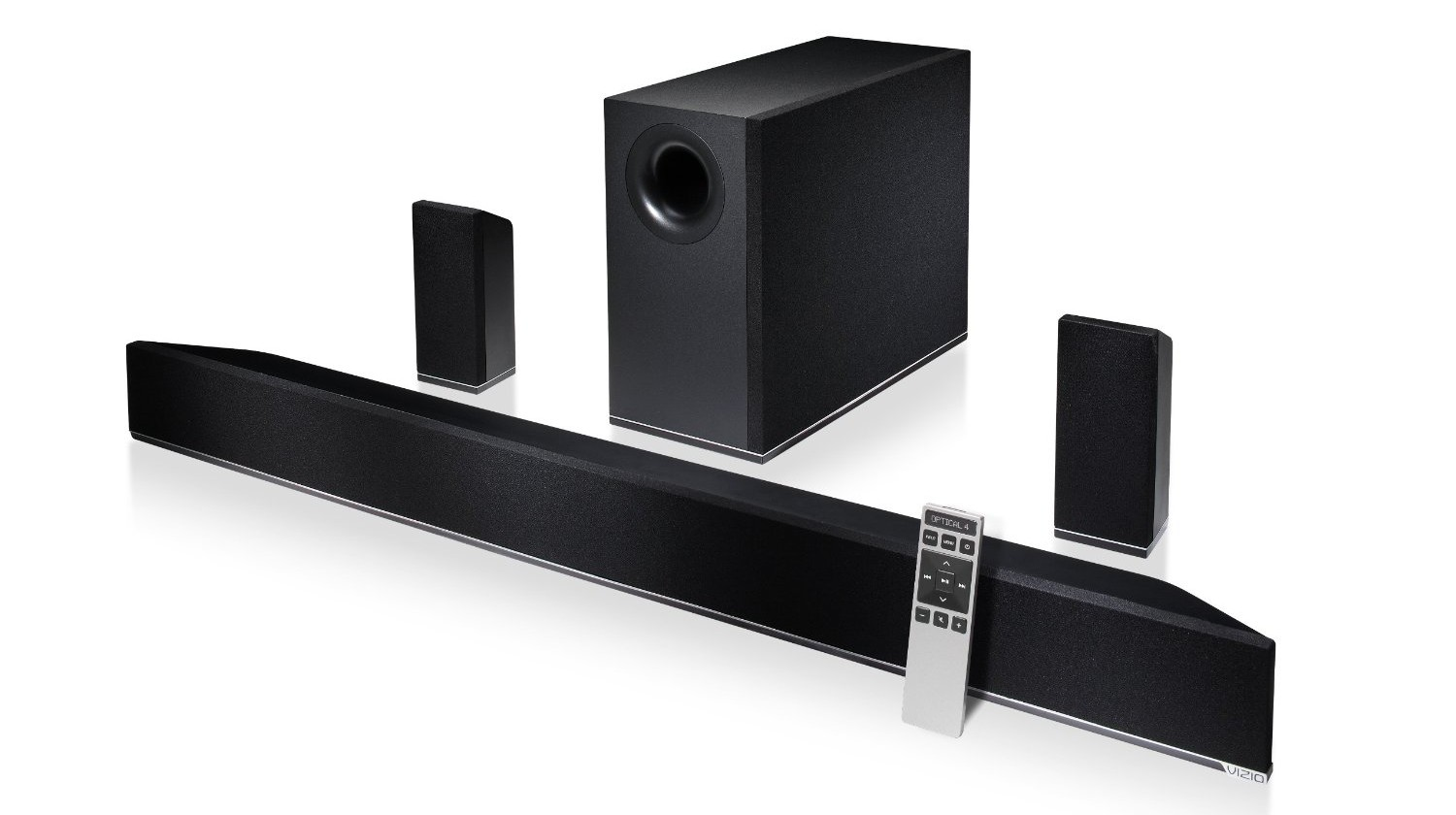 Vizio S4221w C4 42 Inch Sound Bar Review